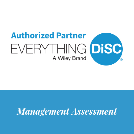 Everything DiSC Management Assessment